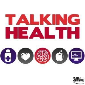 Talking Health, with Dr Sally Cockburn