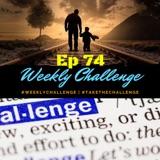 Make a plan when you normally wouldn't | Weekly Challenge