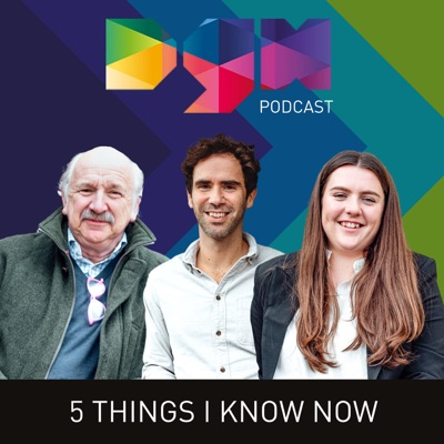 """""""5 Things I Know Now"""" A Dorset Growth Hub Podcast"""