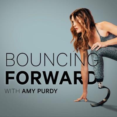 Bouncing Forward with Amy Purdy:Amy Purdy