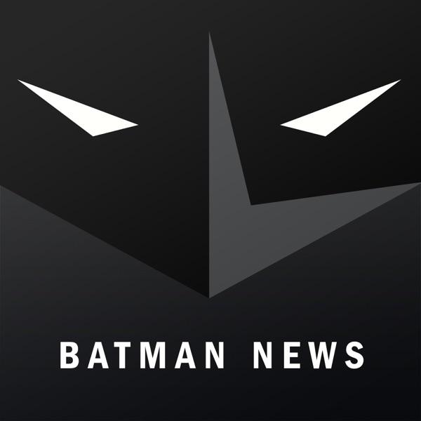 Batman News banner backdrop