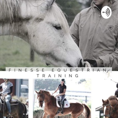 Working From The Inside Out With Finesse Equestrian:Ellie O'Brien