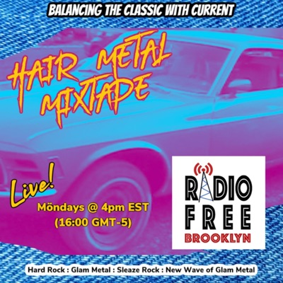 Hair Metal Mixtape
