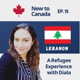 A Refugee Experience   Diala from Lebanon
