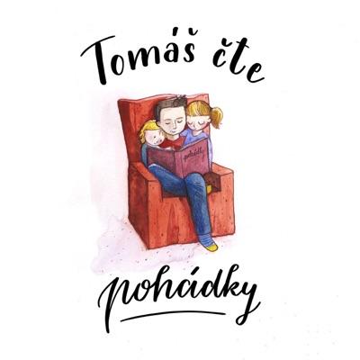 Tomáš čte pohádky