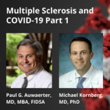 5/5/2021 - Multiple Sclerosis and COVID-19 Part 1