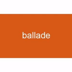 Ballade radio