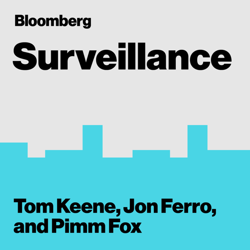 Cover image of Bloomberg Surveillance