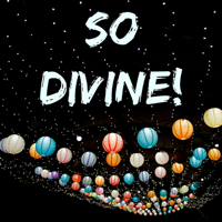 Podcast cover art for So Divine!