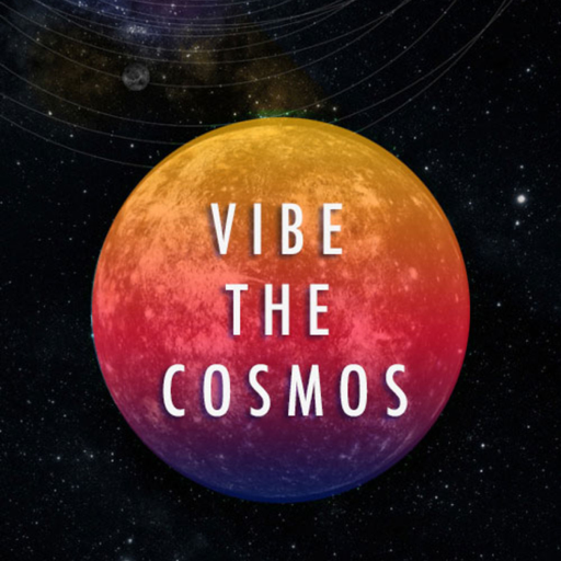 Cover image of Vibe The Cosmos Podcast