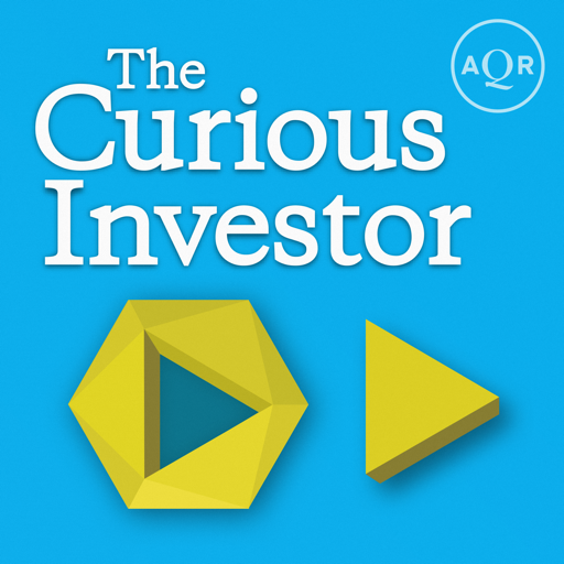 Cover image of The Curious Investor