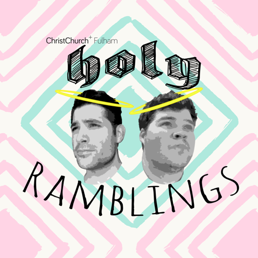 Cover image of Holy Ramblings