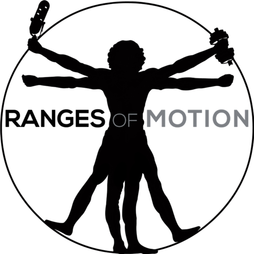 Cover image of Ranges of Motion