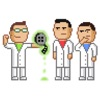 Reel Science Cast artwork