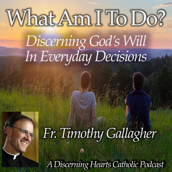 """""""What am I to do?"""" - Discerning the Will of God in Everyday Decisions with Fr. Timothy Gallagher - Discerning Hearts Catholic Podcasts"""