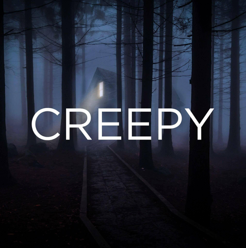 Cover image of Creepy