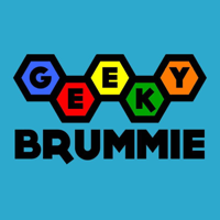 Geeky Brummie podcast