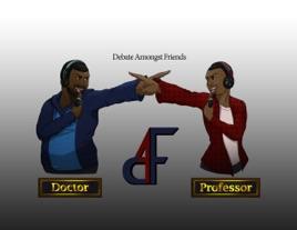 Debate Amongst Friends: Debate Amongst Friends Season 2 on