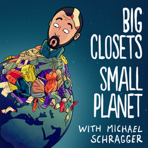 Cover image of Big Closets Small Planet