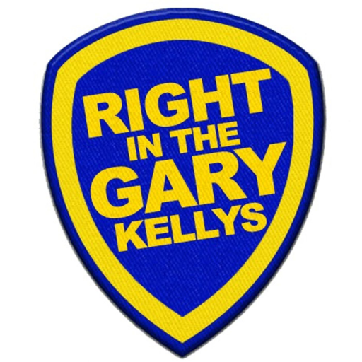 Cover image of Right in the Gary Kelly's | The Podcast