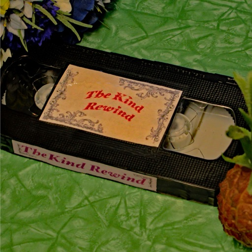 Cover image of The Kind Rewind