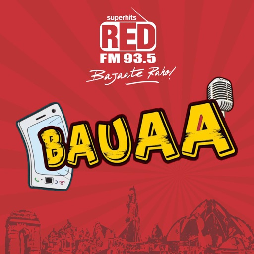 Cover image of Red FM Bauaa