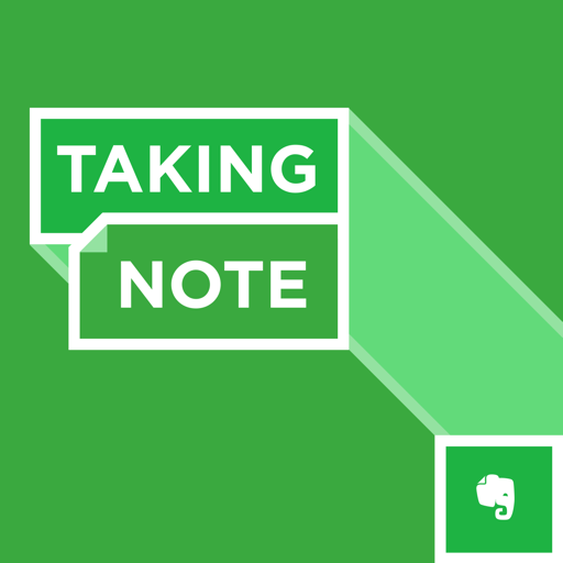 Cover image of Taking Note: Conversations with Evernote