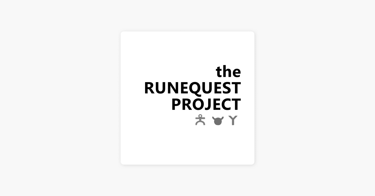 The Runequest Project on Apple Podcasts