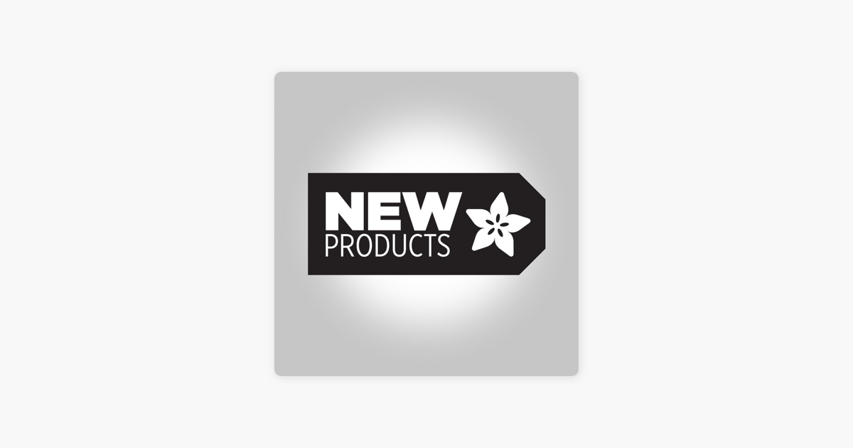 New Products on Apple Podcasts