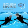 Scuba Diving with Sam and Benjy artwork