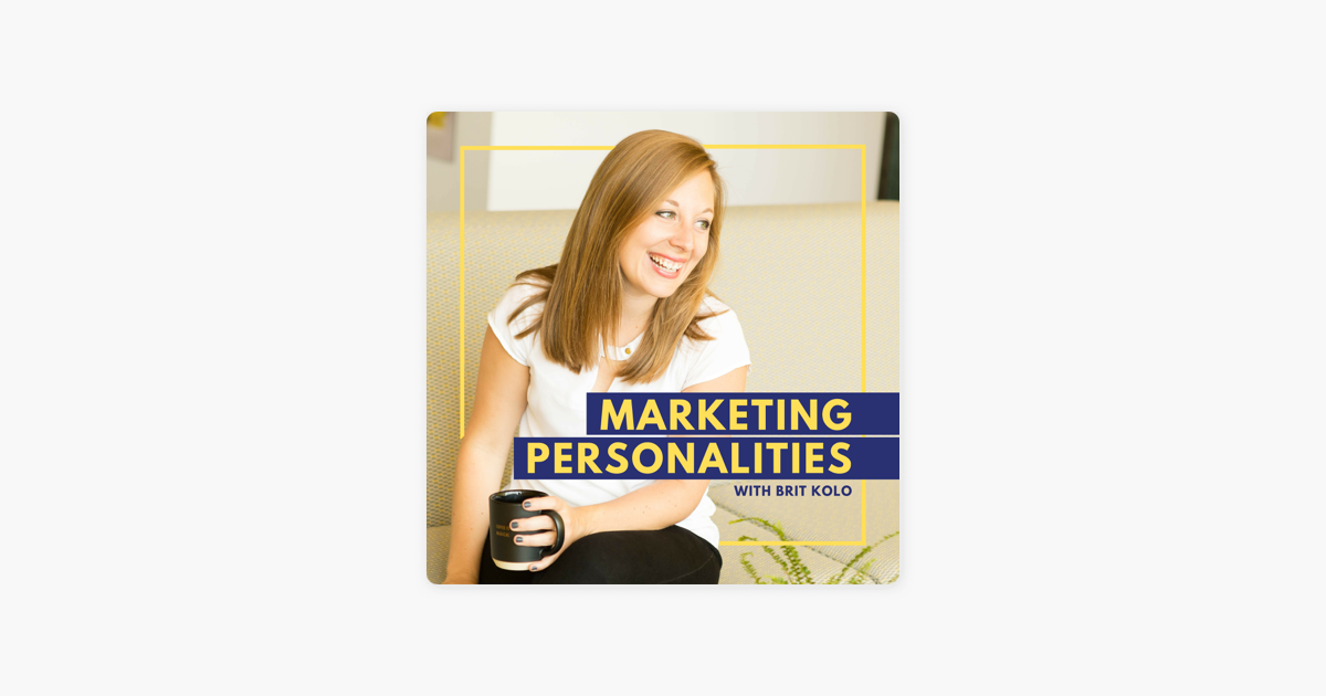 Marketing Personalities Podcast on Apple Podcasts