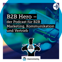 B2B Marketing Hero podcast