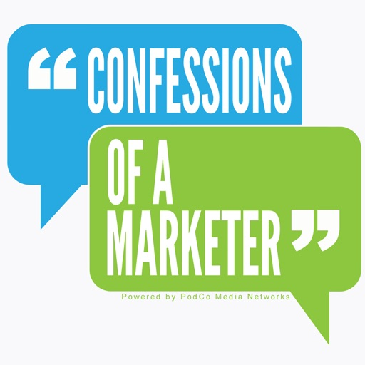 Cover image of Confessions of a Marketer