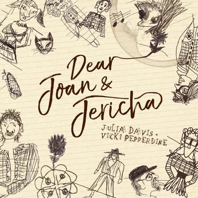 Dear Joan and Jericha (Julia Davis and Vicki Pepperdine):Hush Ho, Pepperdine Productions and Dot Dot Dot Productions