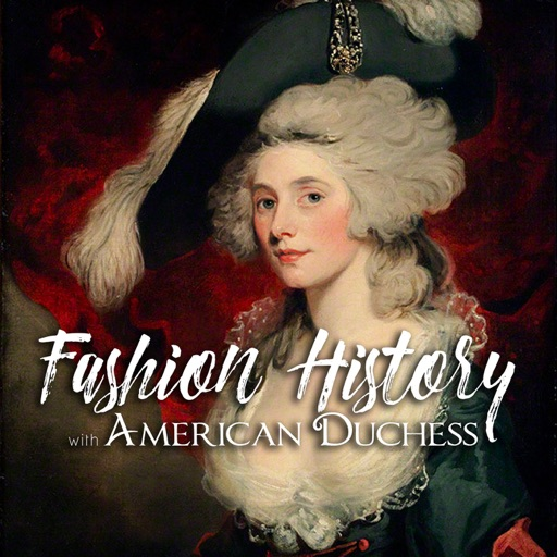 Cover image of Fashion History with American Duchess