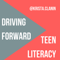 Driving Forward Teen Literacy podcast