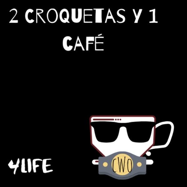 2 Croquetas y 1 Cafe