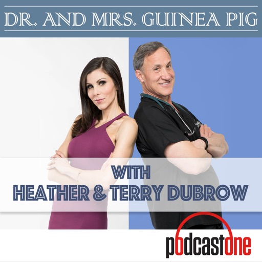Cover image of Dr. and Mrs. Guinea Pig with Heather and Terry Dubrow