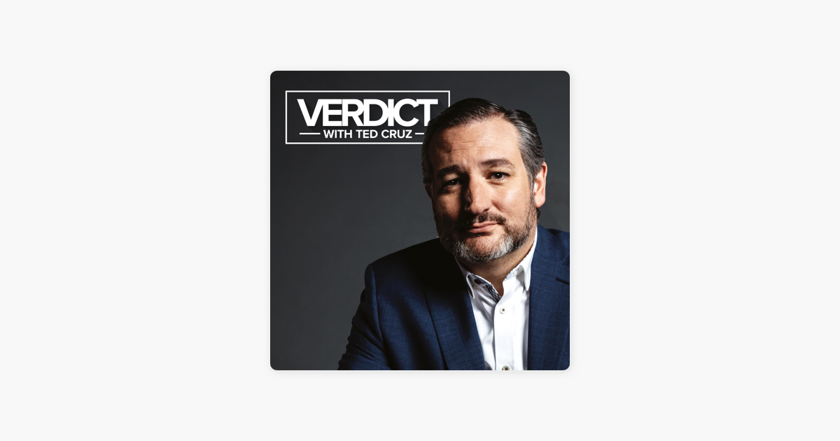 ‎Verdict with Ted Cruz: A Portal Into the Progressive Mind ft. Eric Weinstein on Apple Podcasts