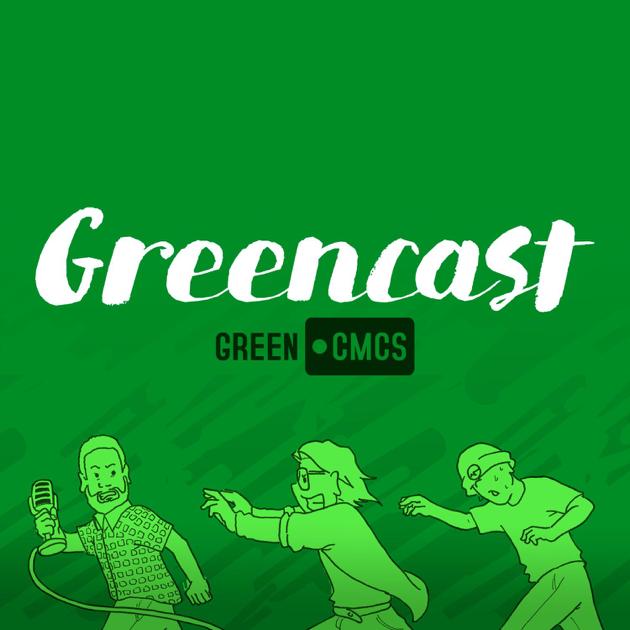 3588eefb2  GreenCast no Apple Podcasts