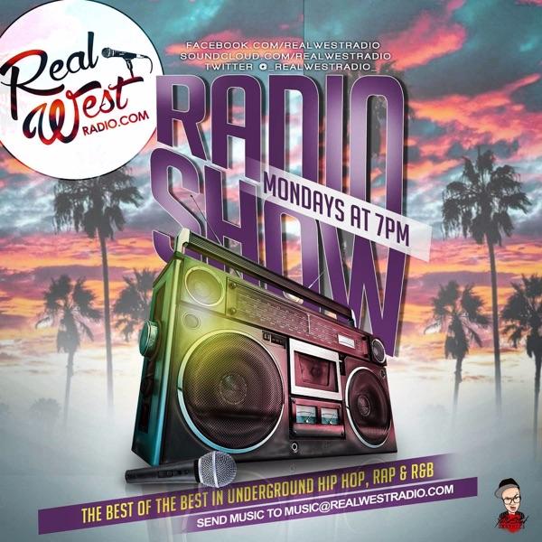 Real West Radio - Home of Underground Hip Hop