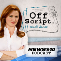 Off Script with Trish Glose podcast