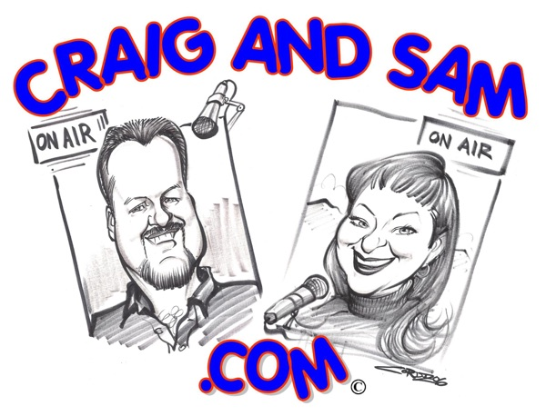 Craig and Sam's Entertainment Report