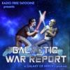 Galactic War Report artwork
