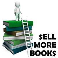 Podcast cover art for SELL MORE BOOKS