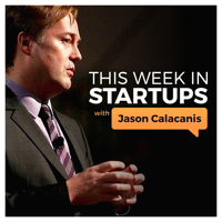 Podcast cover art for This Week in Startups - Audio