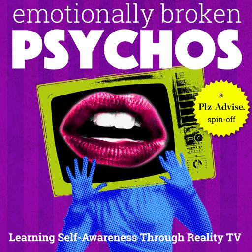 Cover image of Emotionally Broken Psychos
