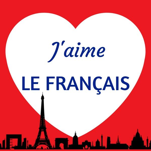Podcasts J'aime le français