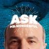 Ask Mr. Wonderful artwork