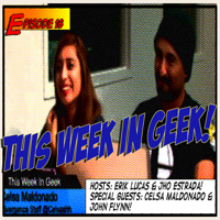 This Week in Geek podcast